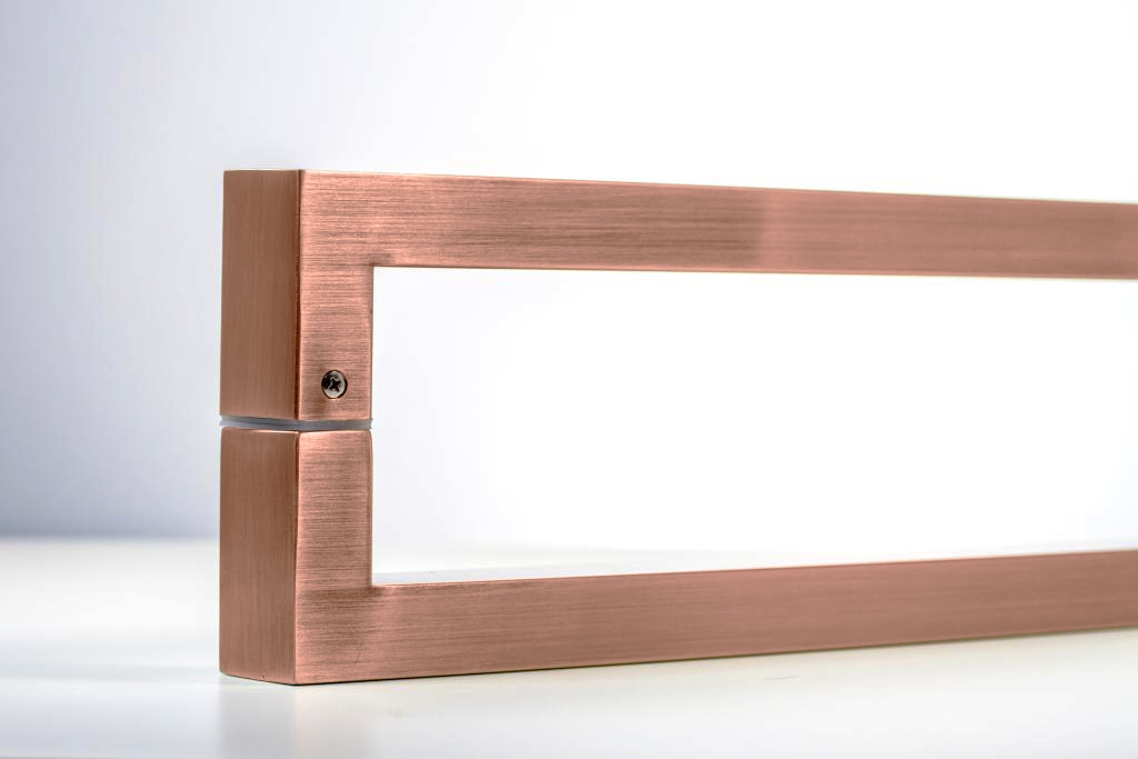 Antique Copper, Brushed (Satin Finish)