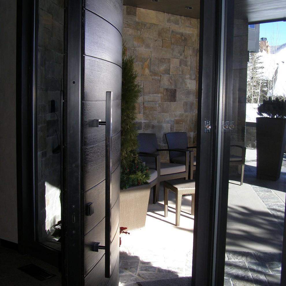 Eisenhower Modern Amp Contemporary Door Pulls Handles For