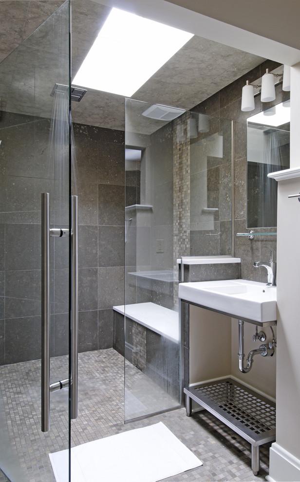 Bathroom Glass Door Handle